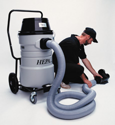 dryer vent cleaning machine